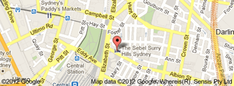 The Sebel Surry Hills Sydney